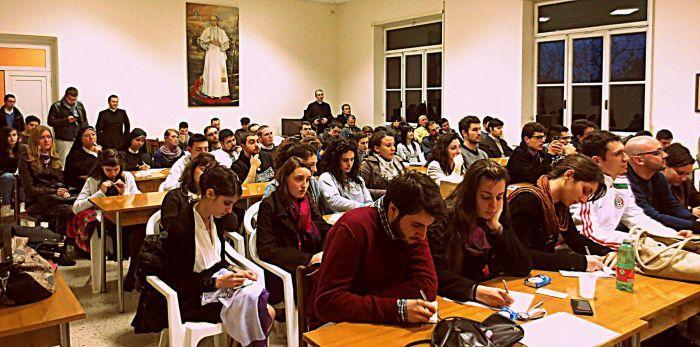 Convegno dei Giovani 2016 – 8, 9, 10 aprile ad Albano Laziale