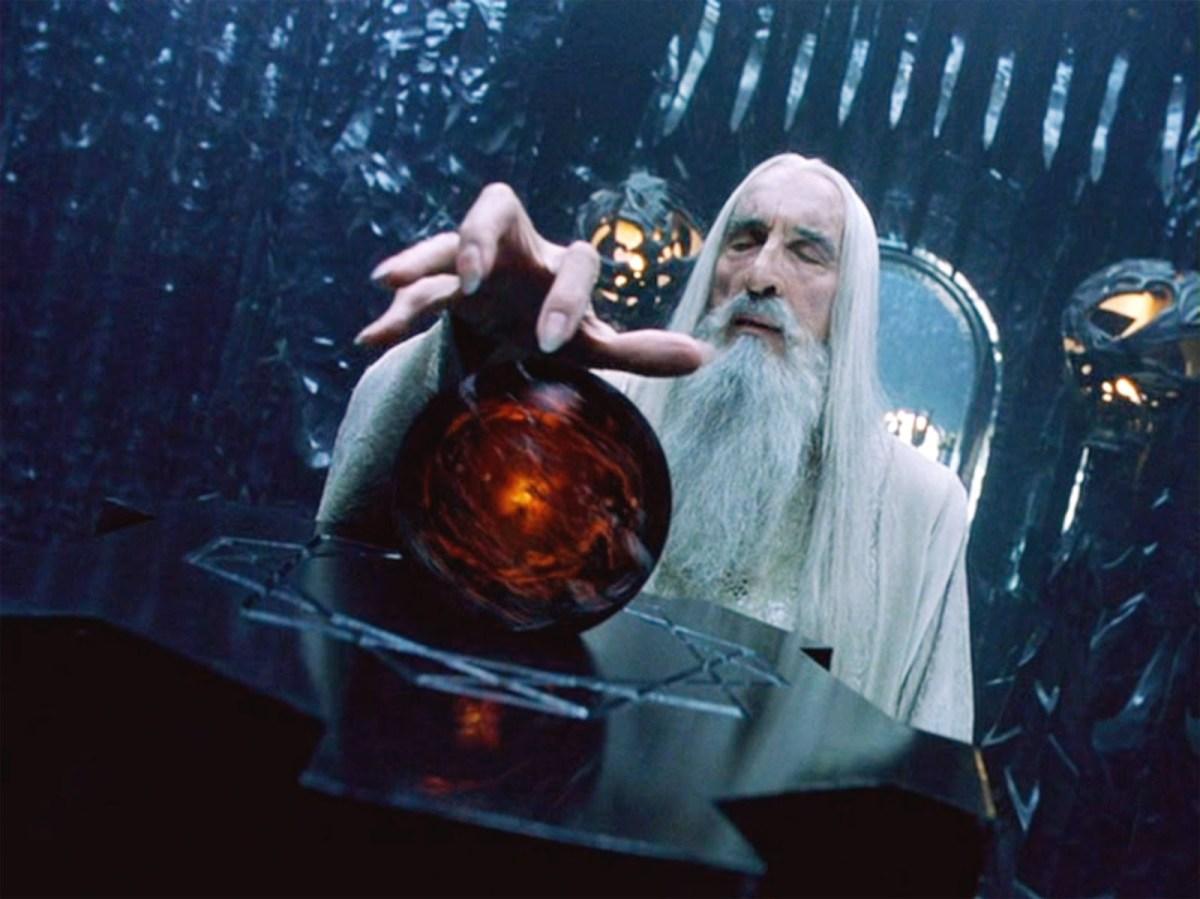 Saruman il villain del signore degli anelli