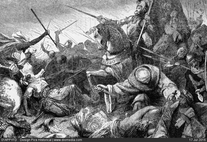 [RECONQUISTA] 16 luglio 1212, Las Navas de Tolosa, la madre di tutte le battaglie