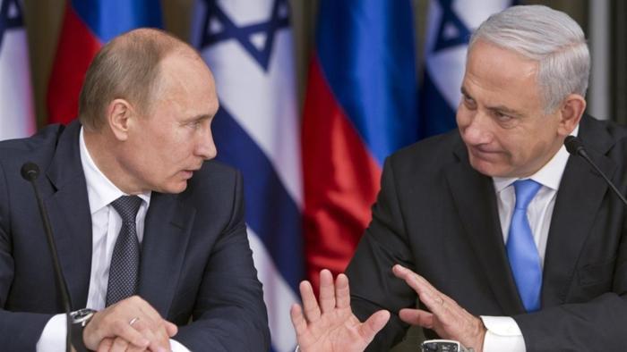 Anche gli israeliani iniziano a guardare alla Russia di Putin?