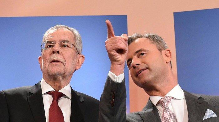 Le elezioni austriache perse dai 'nazionalisti' a causa dei 'voti postali'? Annullate. Si rivota