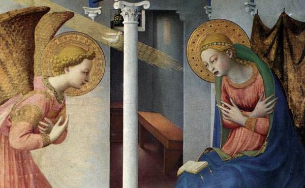 La grazia e l'Incarnazione del Figlio di Dio