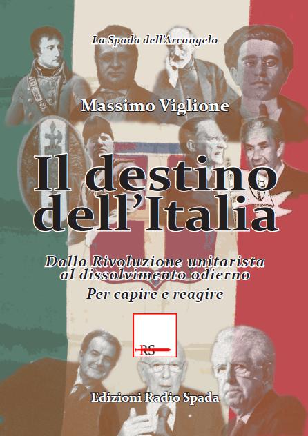 """[NOVITA'] Ottobre, arrivano """"Il destino dell'Italia"""" di M. Viglione e """"Zingari"""" di R. Gatto"""