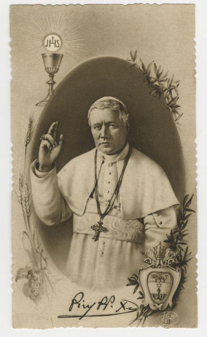 Quando San Pio X, inascoltato, spiegava come stroncare il modernismo