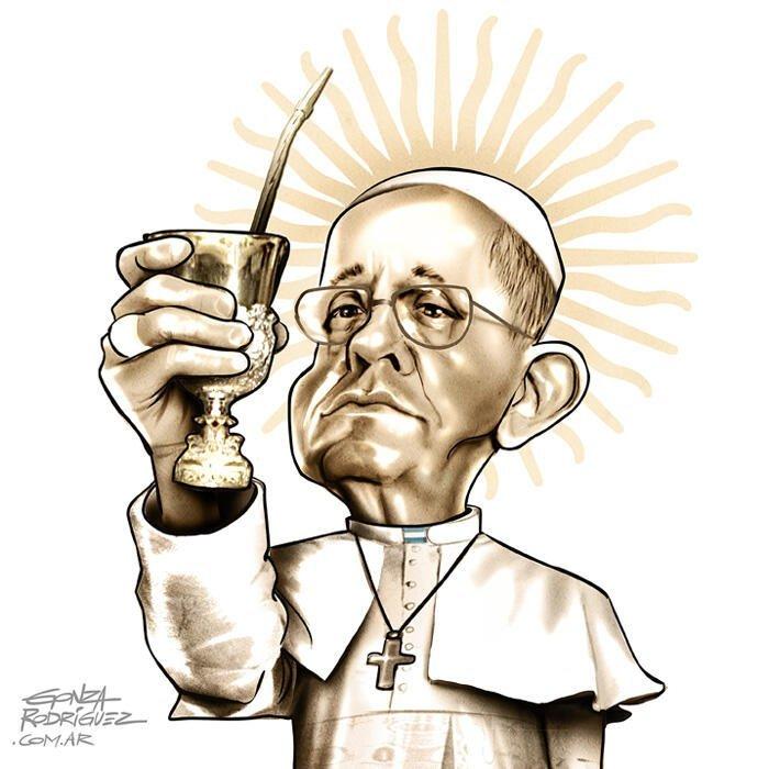 Bergoglio conferma ciò che abbiamo sempre detto: 'è il cammino del Concilio, non sono io'