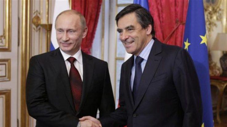 Putin e Fillon