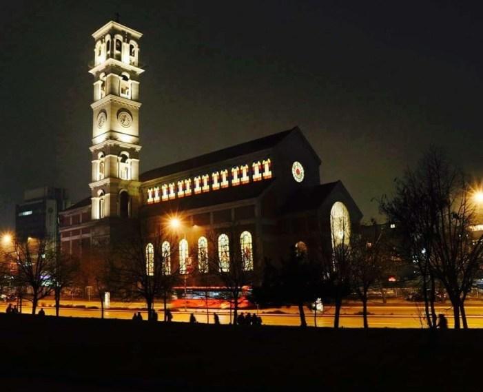 Quando il proselitismo non è una solenne sciocchezza: la Cattedrale di Pristina, Kosovo.