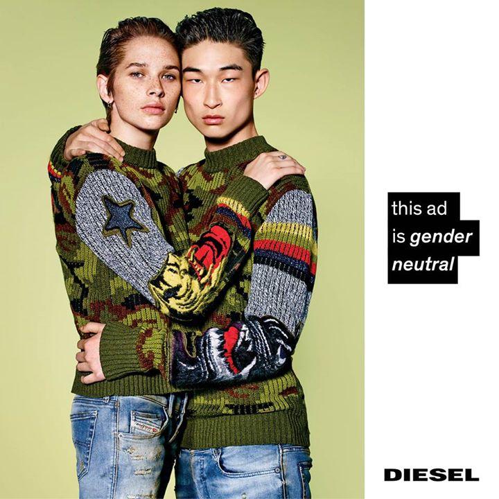 gender diesel