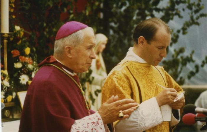 [Questione FSSPX] A proposito dei rapporti con Roma: una lettera aperta dei Superiori e Rettori (1988)