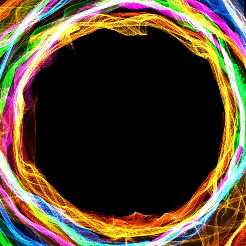 round-rainbow-border