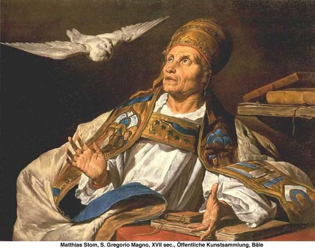 La notte oscura di Giobbe e della Chiesa in San Gregorio Magno