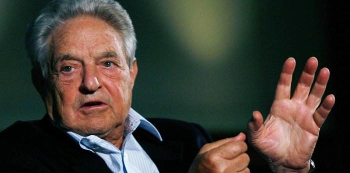 La 'società aperta' ha bisogno di difensori. Parola di George Soros