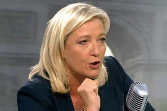 Adesso i banchieri esteri parlano con Marine. Sull'Euro, ovviamente.