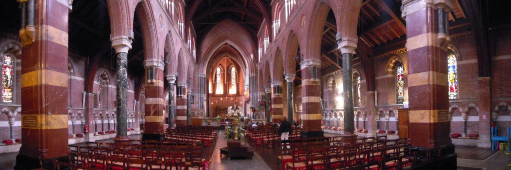 all saints roma anglicani
