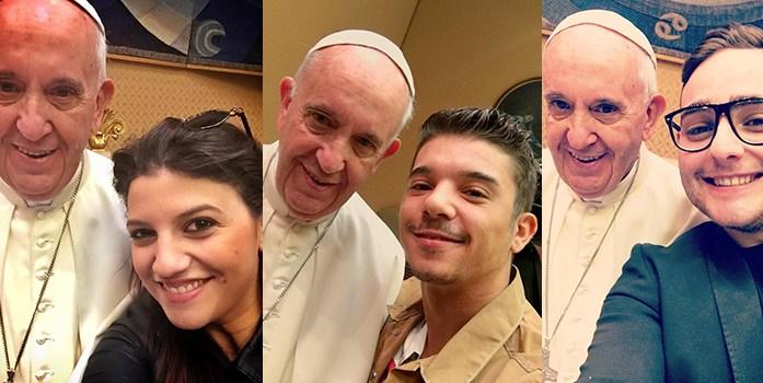 """[POSTA DEL CUORE] Cristian Adulto torna a scrivere al """"suo papa Francesco"""""""