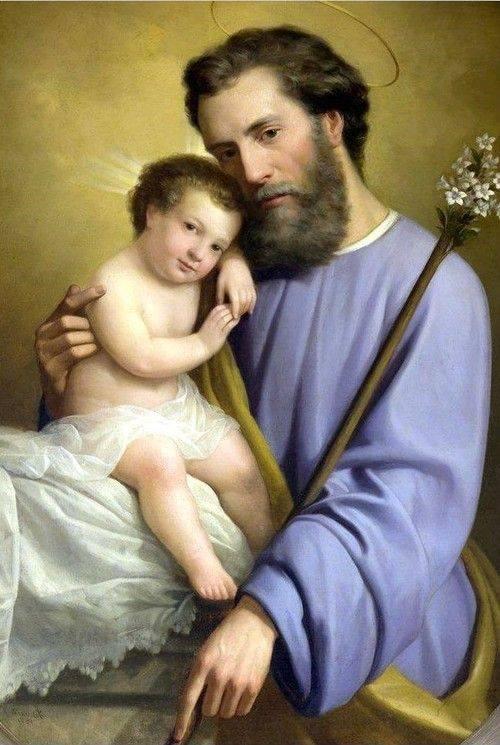 A conclusione del serafico mese di San Giuseppe