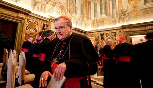 Il Card. Burke benedice il Comitato «Beata Giovanna Scopelli», la Processione reggiana diventa un fatto internazionale