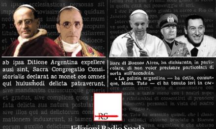Un ottimo articolo di don Curzio Nitoglia su 'Oportet Illum Regnare' (Ed. Radio Spada): Peronismo, i diritti dello Stato al posto dei diritti di Dio
