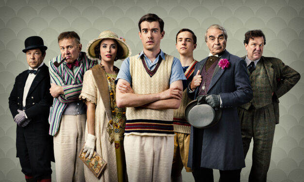 """Decline and Fall"": la brillante mini-serie TV tratta dal romanzo di Evelyn Waugh"