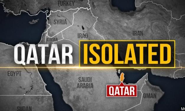 Il Qatar isolato. Preparazione della guerra all'Iran?