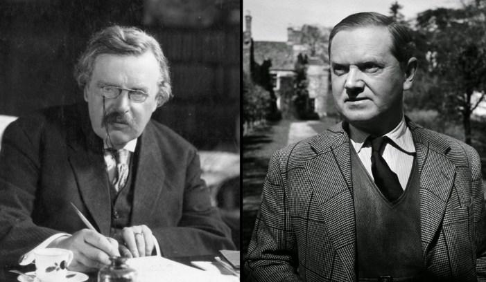 Chesterton e Waugh: ridere per non dimenticare