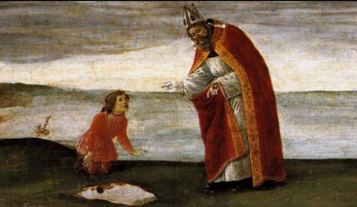 Sant'Agostino palindromo