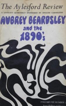 """Numero monografico del """"The Aleyford Review"""" dedicato a Aubrey beardsley"""