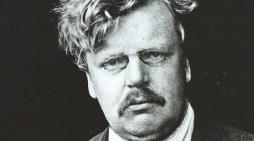 Qua la mano vecchio e caro Chesterton