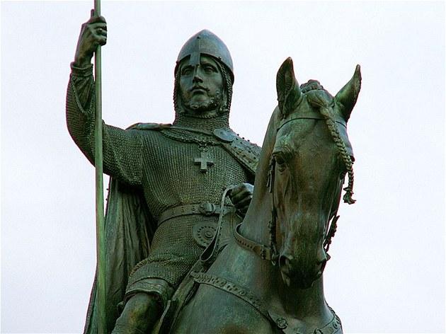 JBS462559_ohemia_equestrian_statue_in_Prague_2