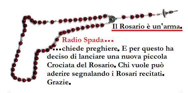 [VIDEO] 7 ottobre – Il S. Rosario ci chiama alle armi