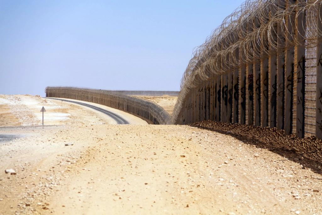 il-muro-tra-israele-e-egitto