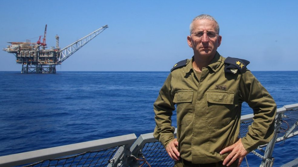 offshore israele iron dome