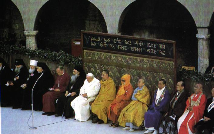 assisi ecumenismo