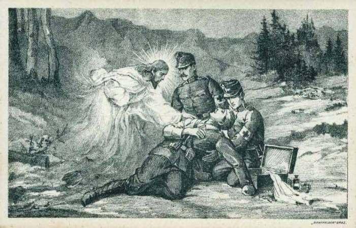 [ANTOLOGIA POETICA] Preghiera per un Natale di guerra