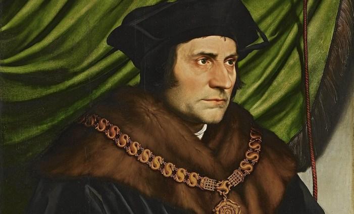 Il fascino di Thomas More secondo R. H. Benson