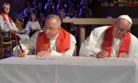 Bergoglio e i luterani finlandesi: l'ecumenismo tra sogni, incubi e cose inutili