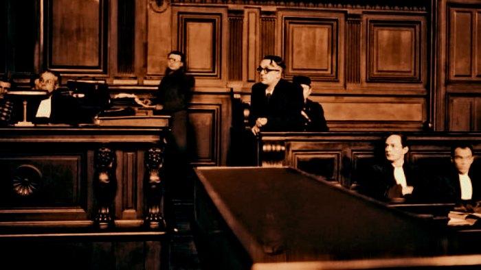 [DA ASCOLTARE] Il processo Brasillach: un'analisi retrospettiva