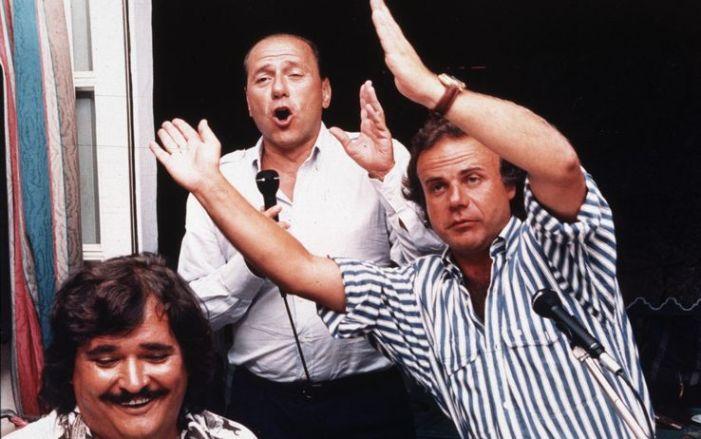 Silvio Berlusconi ovvero la realizzazione del '68