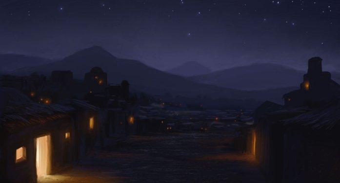 [POESIA] Notte e silenzio in Galilea