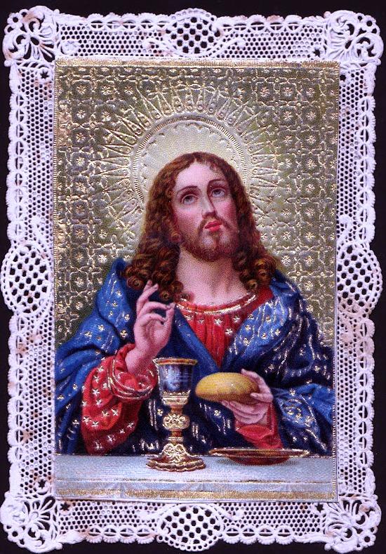 sacrificio eucaristia