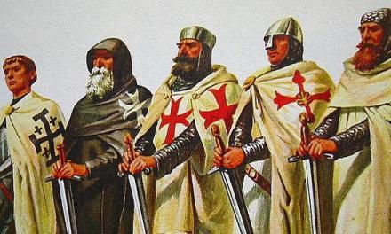 [VITA EST MILITIA] Ugo de' Pagani e Goffredo di Sant'Omero