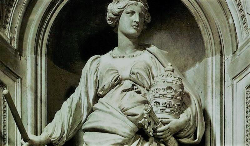 Gianlorenzo-Bernini-Monumento-a-Matilde-di-Canossa-nella-Basilica-di-San-Pietro-Roma.2-800x600