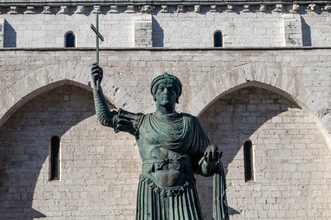 [VITA EST MILITIA] Eraclio Imperatore di Bisanzio