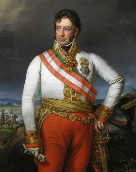 [VITA EST MILITIA] Principe Carlo Filippo di Schwarzenberg