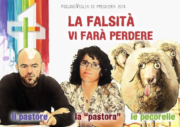 Omofobia & Satira: dopo lo scandalo REFO, sono uscite le nuove locandine di don Cugini e della 'pastora'