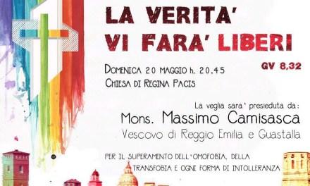 Colpo di scena! Il vescovo Camisasca presiederà la veglia pro-LGBT!