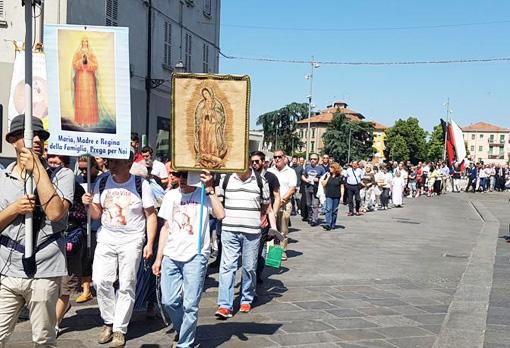 Nuove rivelazioni, clima incandescente a Reggio: il comunicato del gruppo di preghiera-riparazione