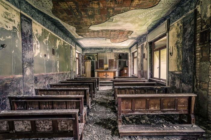 Seminario. Dove la vocazione muore