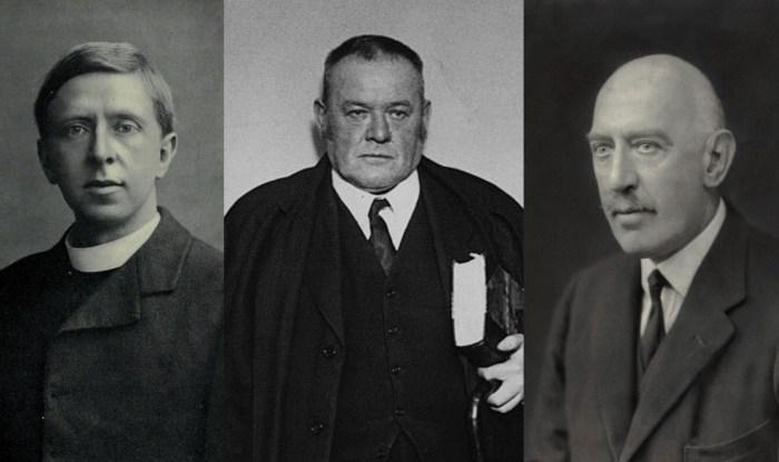 «Se potessi credere in qualcosa, di certo crederei nella tua Chiesa»: la Fede, il Papa e l'autorità secondo tre scrittori cattolici inglesi del primo Novecento
