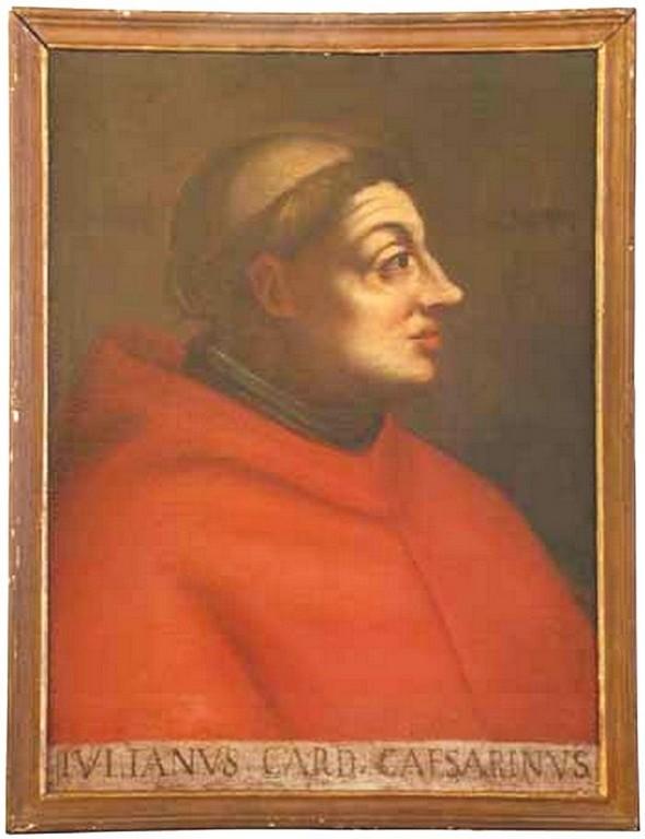 [GLORIE DEL CARDINALATO]  S.E.R. Giuliano Cesarini (1398-1444)